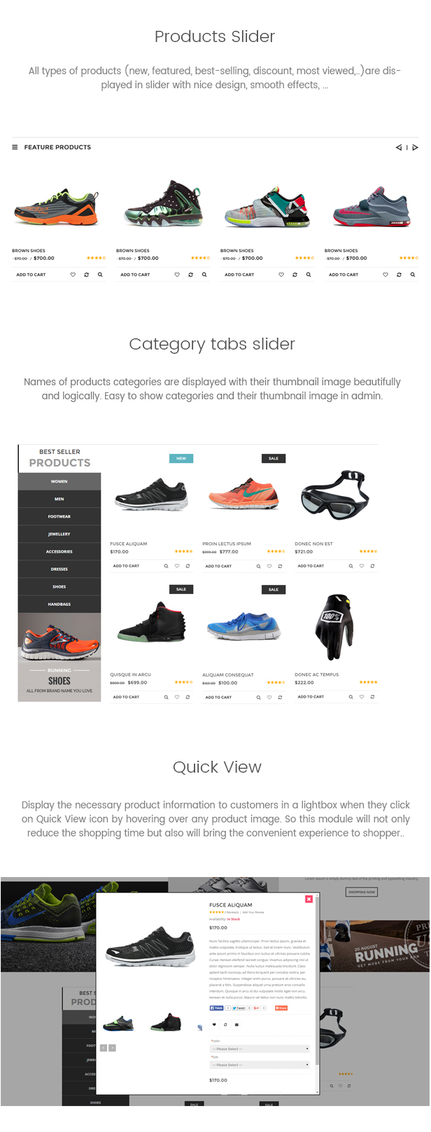 James - Responsive Magento Shoes Theme