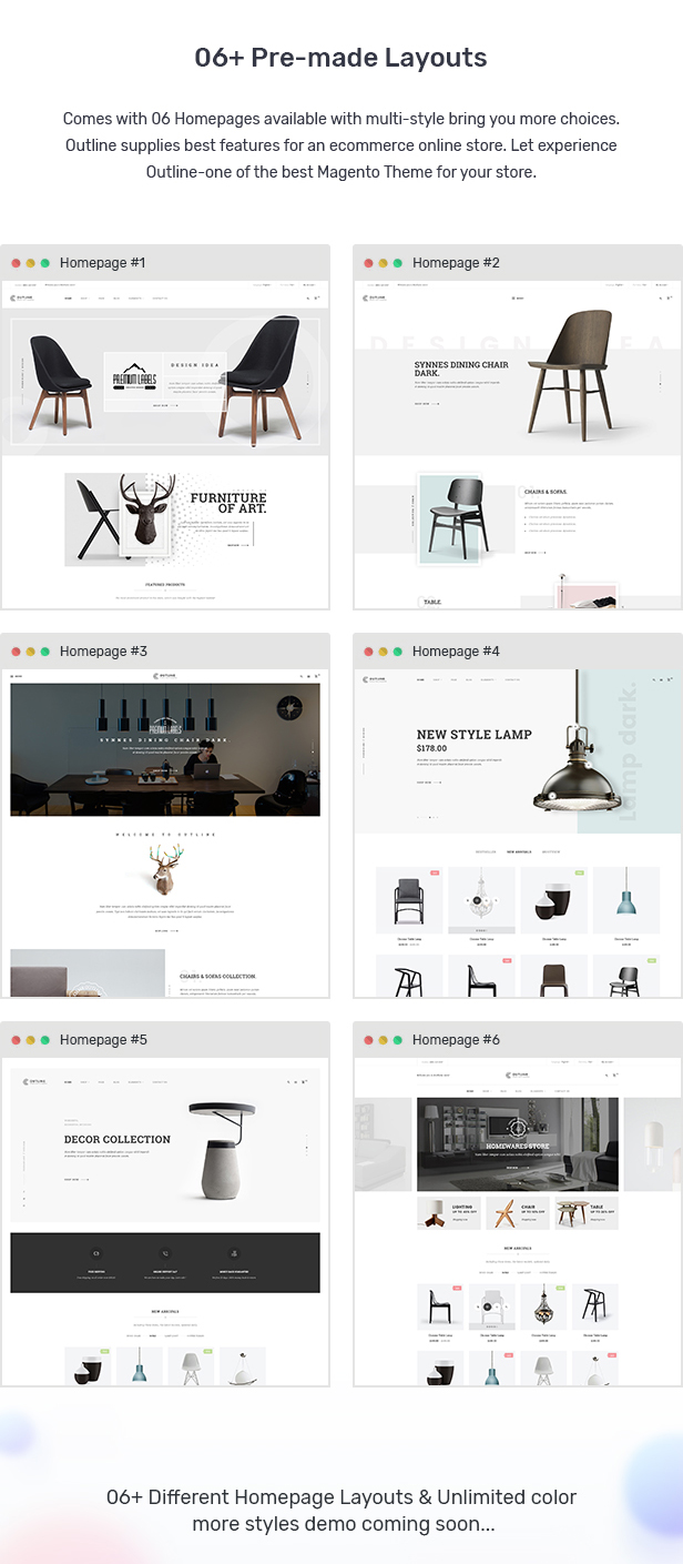 des 02 - Outline - Responsive Furniture Magento Theme