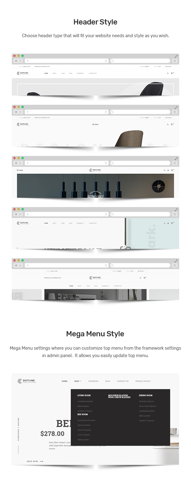des 04 - Outline - Responsive Furniture Magento Theme